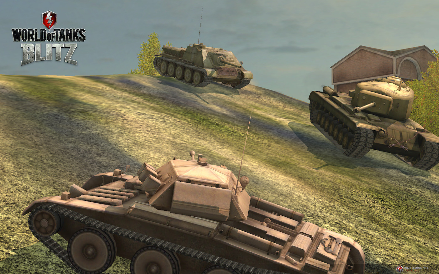 World of Tanks Blitz Mac OS X 2