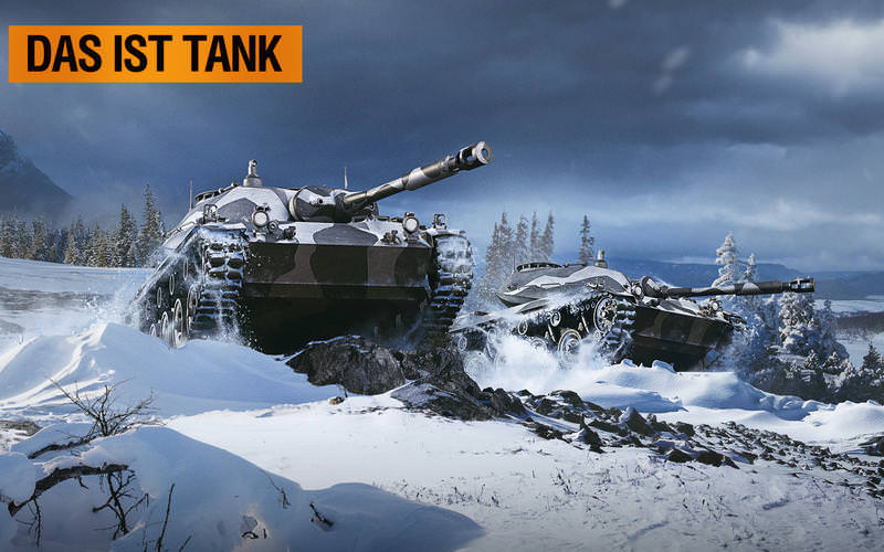 World of Tanks Blitz Mac OS X
