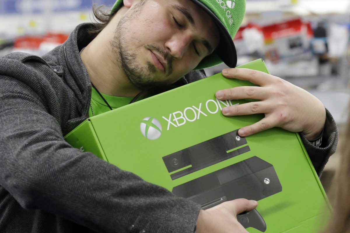 Microsoft снизила стоимость игровой консоли Xbox One до $299