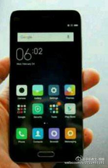 Xiaomi 5.4 SE