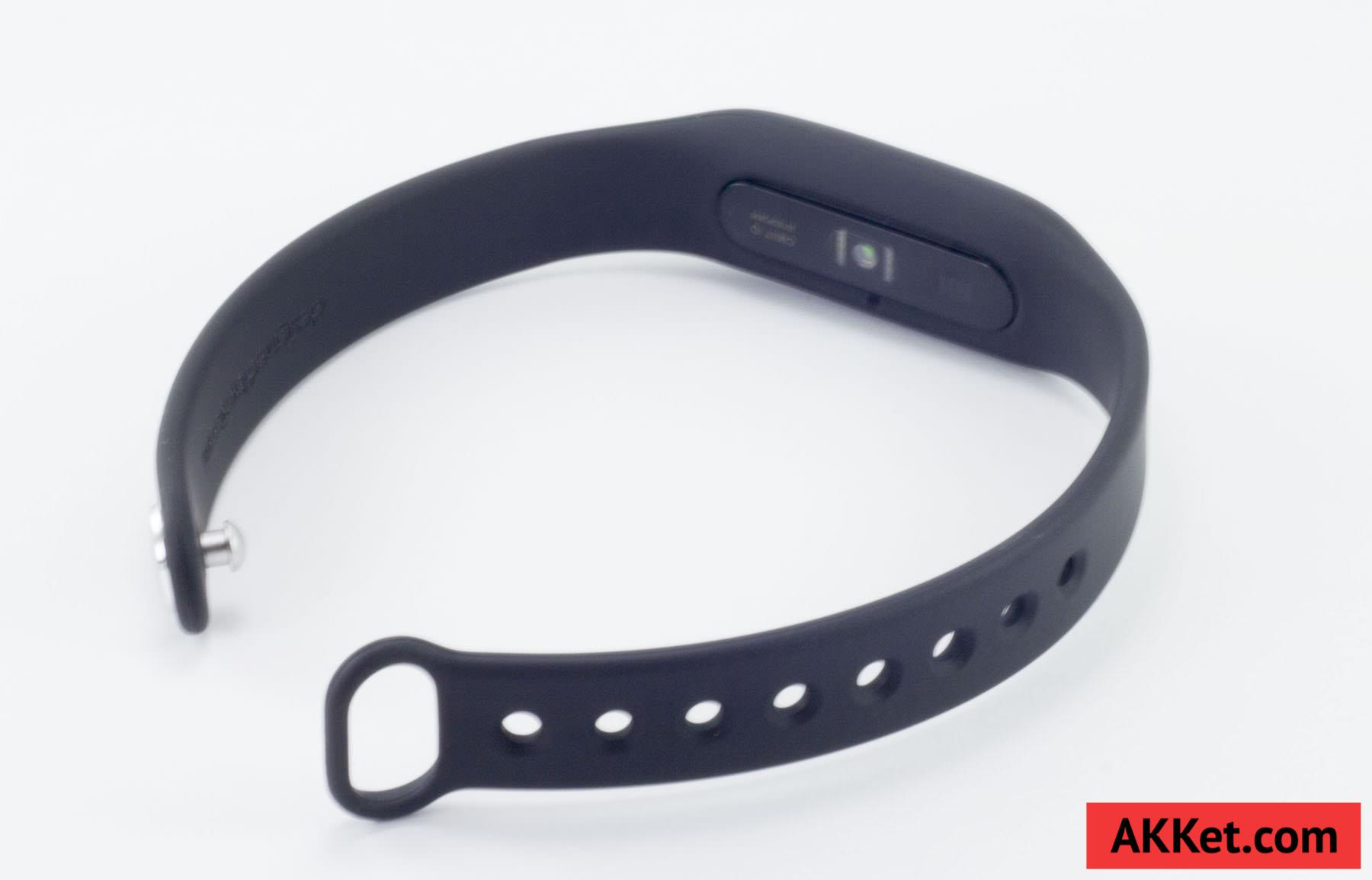 Xiaomi Mi Band 1S Pulse review android iPhone iOS iPad bluetooth fitness 11