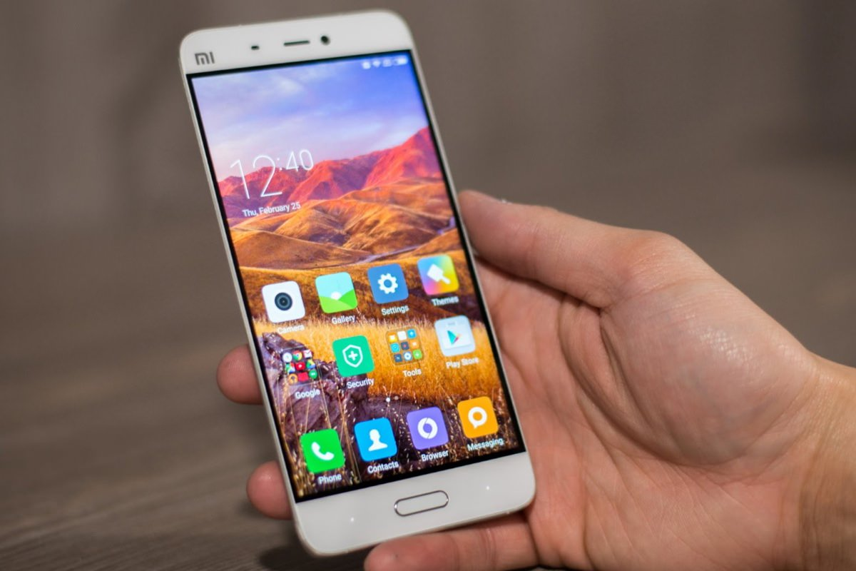 Смартфоны Xioami появились в каталоге российского магазина