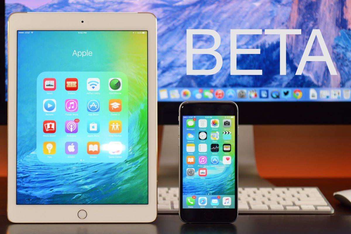 Apple выпустила iOS 9.3 beta 6 для разработчиков и обычных пользователей