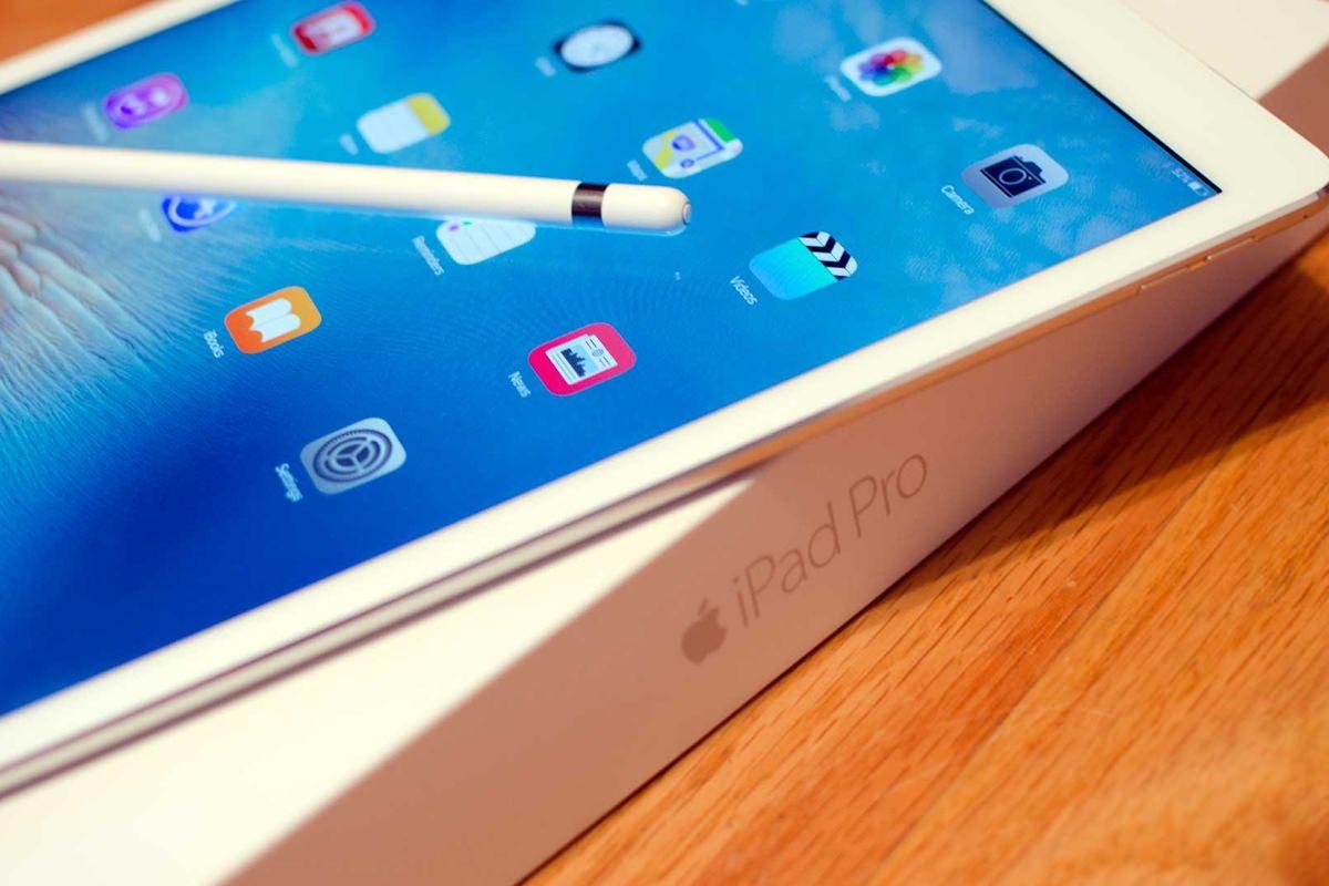 Планшет iPad Pro начал дешеветь в России