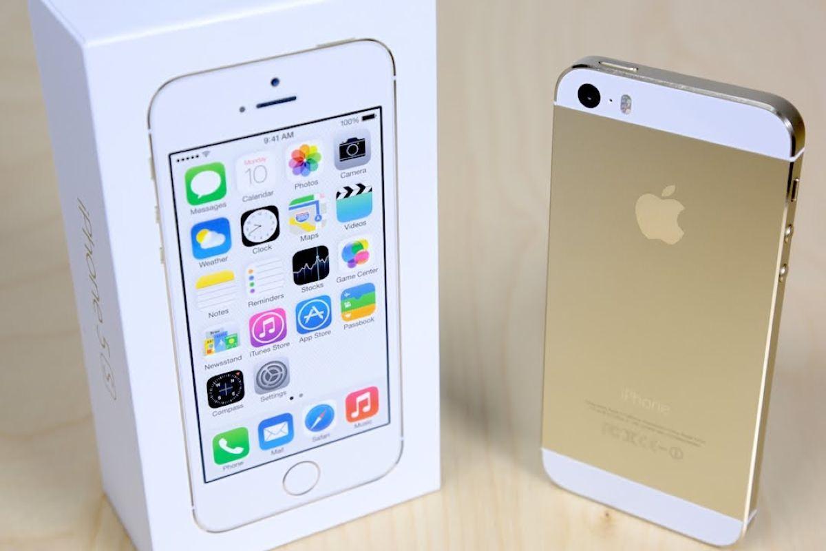 Стоимость iPhone 5s существенно упадет после выхода iPhone SE