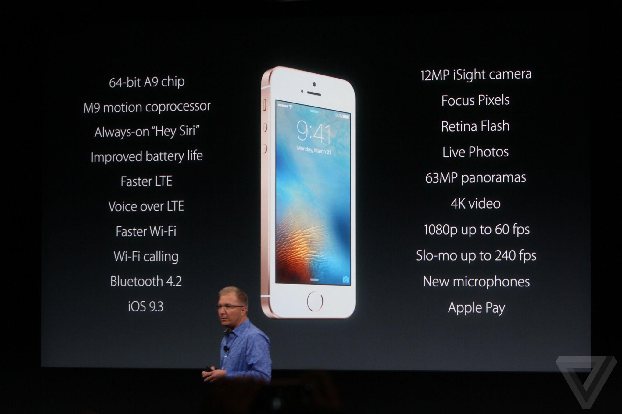 iPhone SE 0