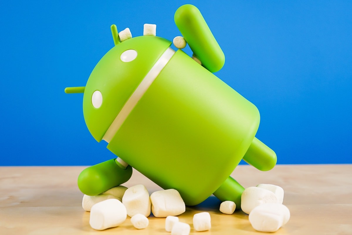 Количество устройств на Android Marshmallow увеличилось в два раза за месяц