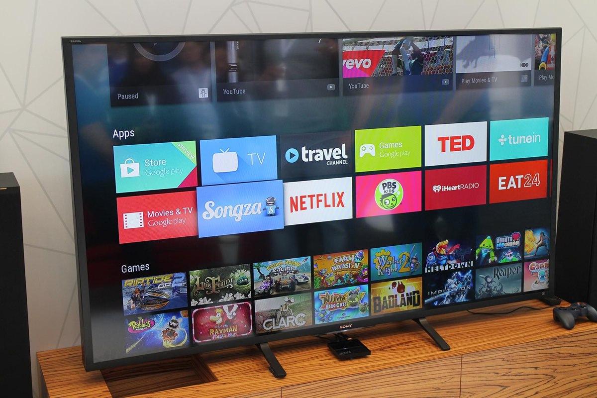 Приставками на Android TV теперь можно управлять с iPhone и iPad