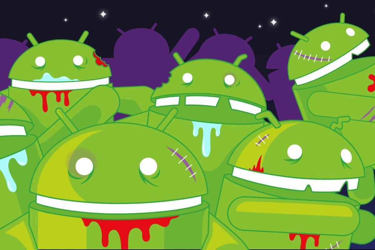 За год число вирусом для Android увеличилось на 40%