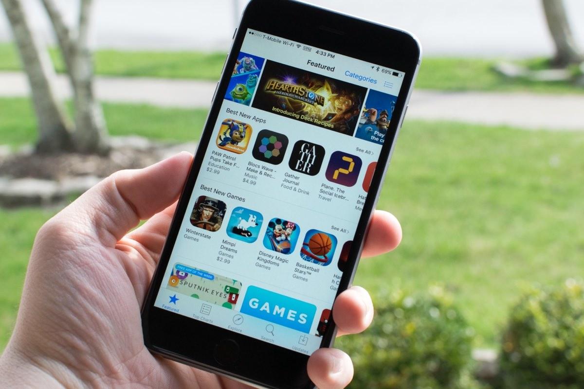Apple создает платный поиск в App Store