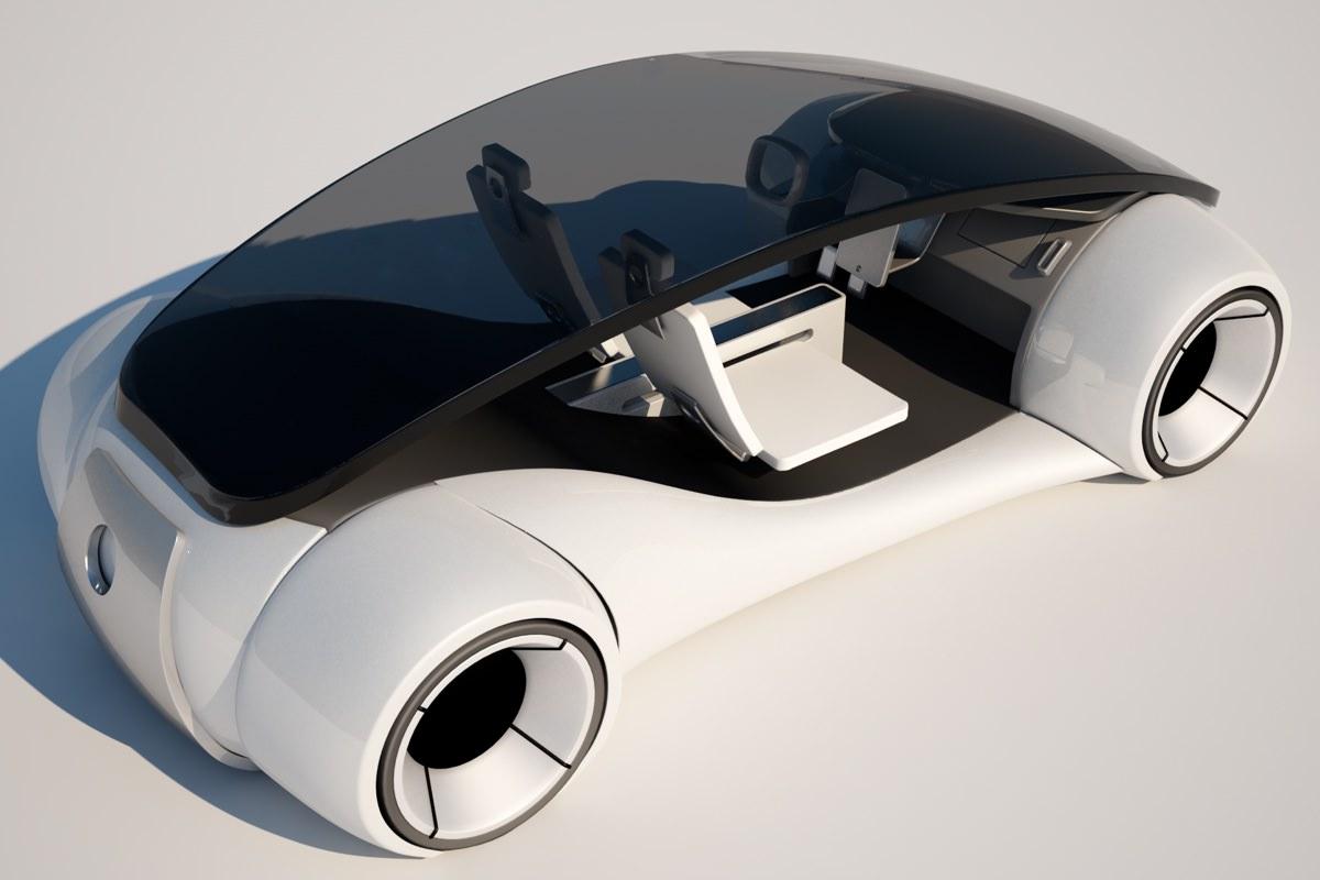 Разработка электромобиля Apple Car началась в Берлине