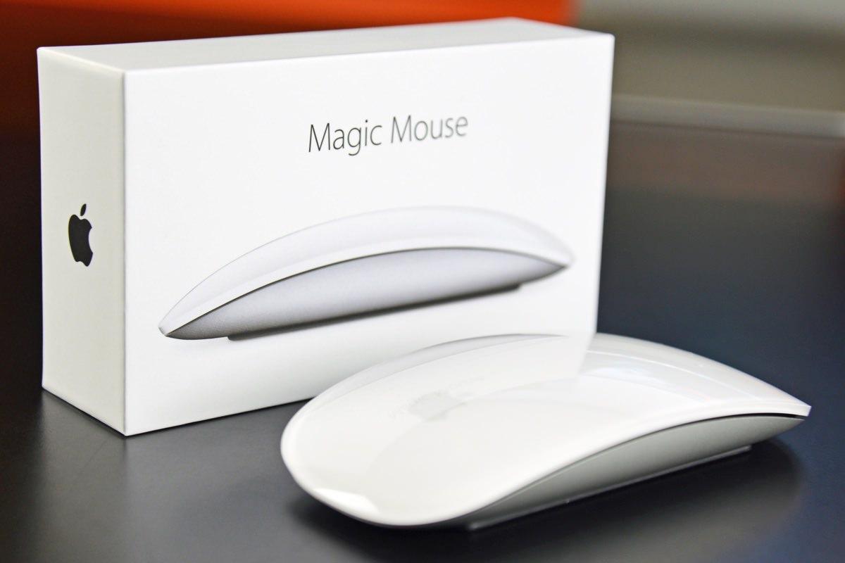 Apple работает над Magic Mouse с поддержкой Force Touch