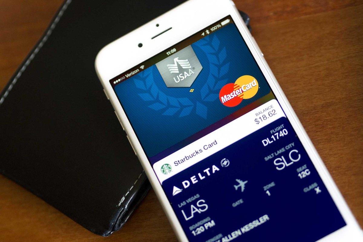 Платежная система Apple Pay появится в России к концу года