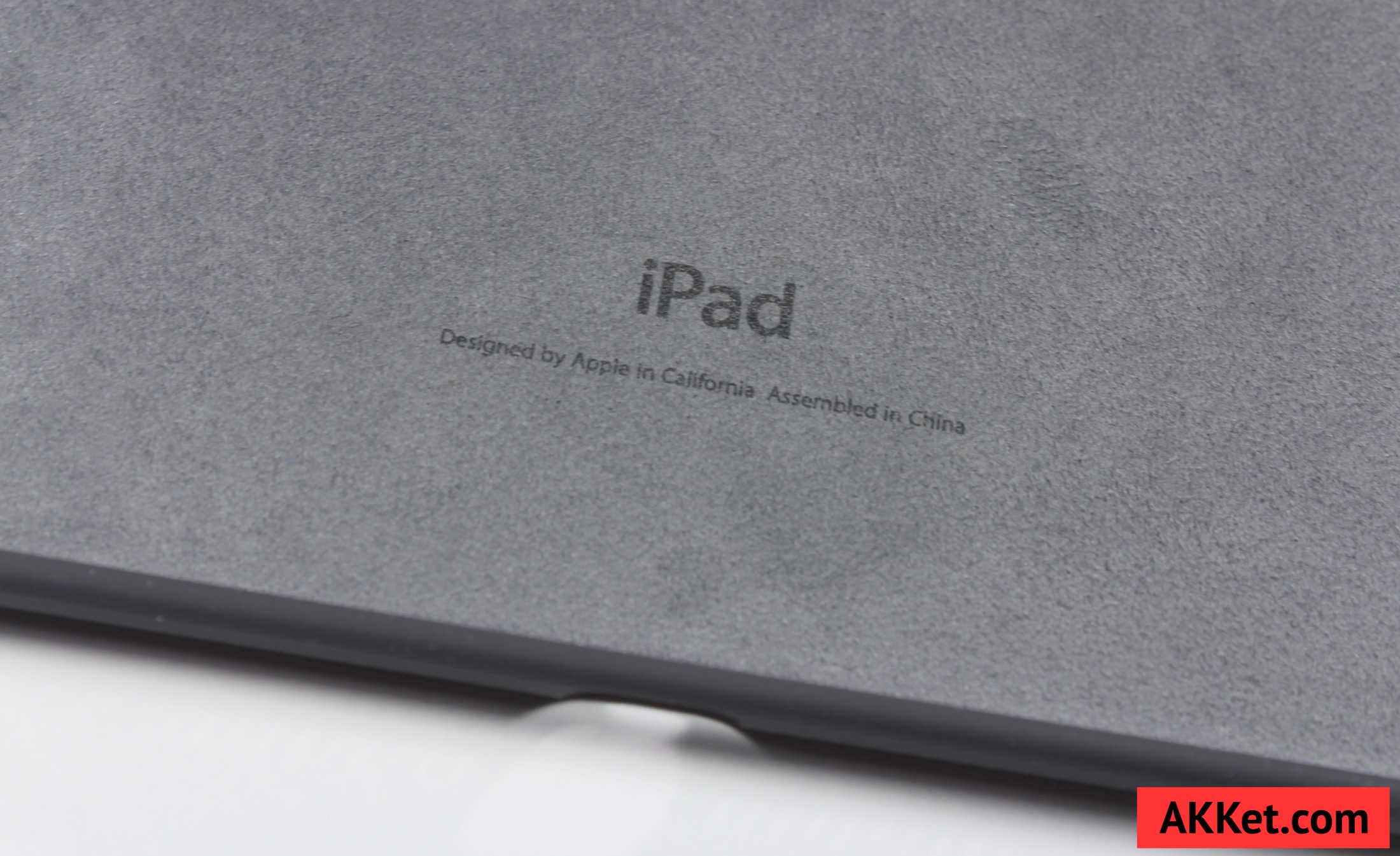 Apple Silicone Case iPad mini 4 Charcoal Gray review 8