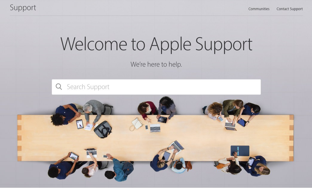 Apple Support Online