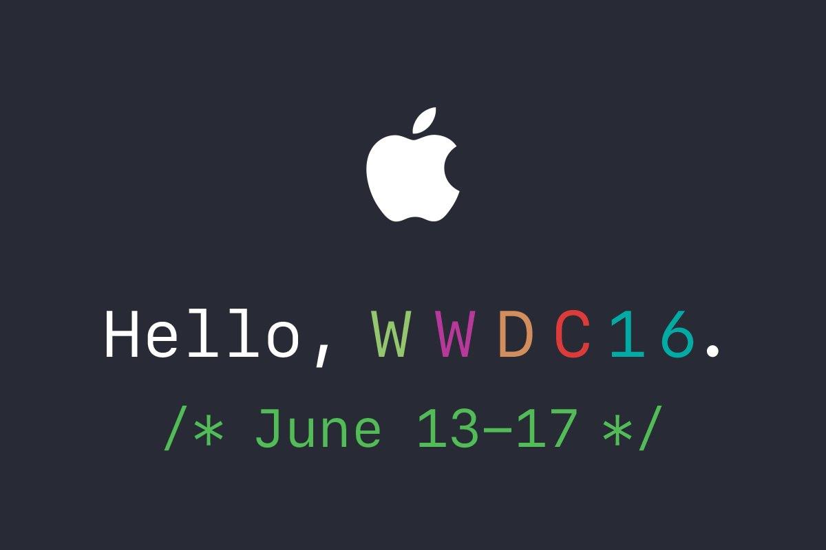 Завершен розыгрыш билетов на WWDC 2016