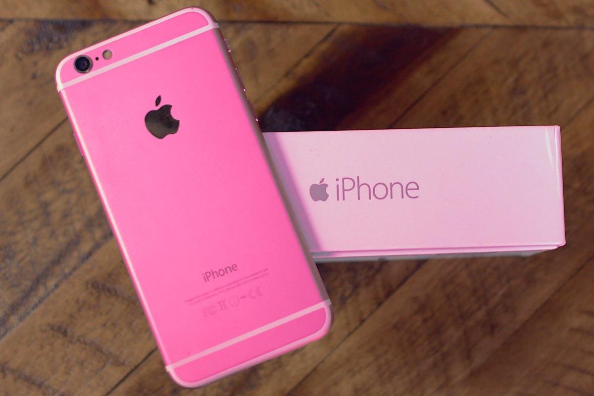 Apple создаст новую расцветку для iPhone 7