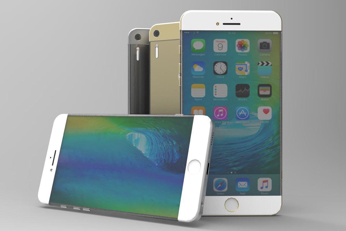Стеклянный iPhone появится на рынке в 2017 года