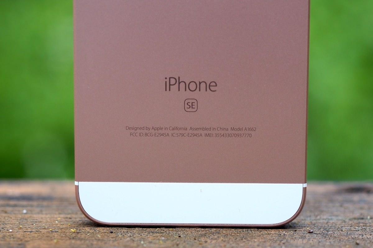 Себестоимость iPhone SE оценена в $160