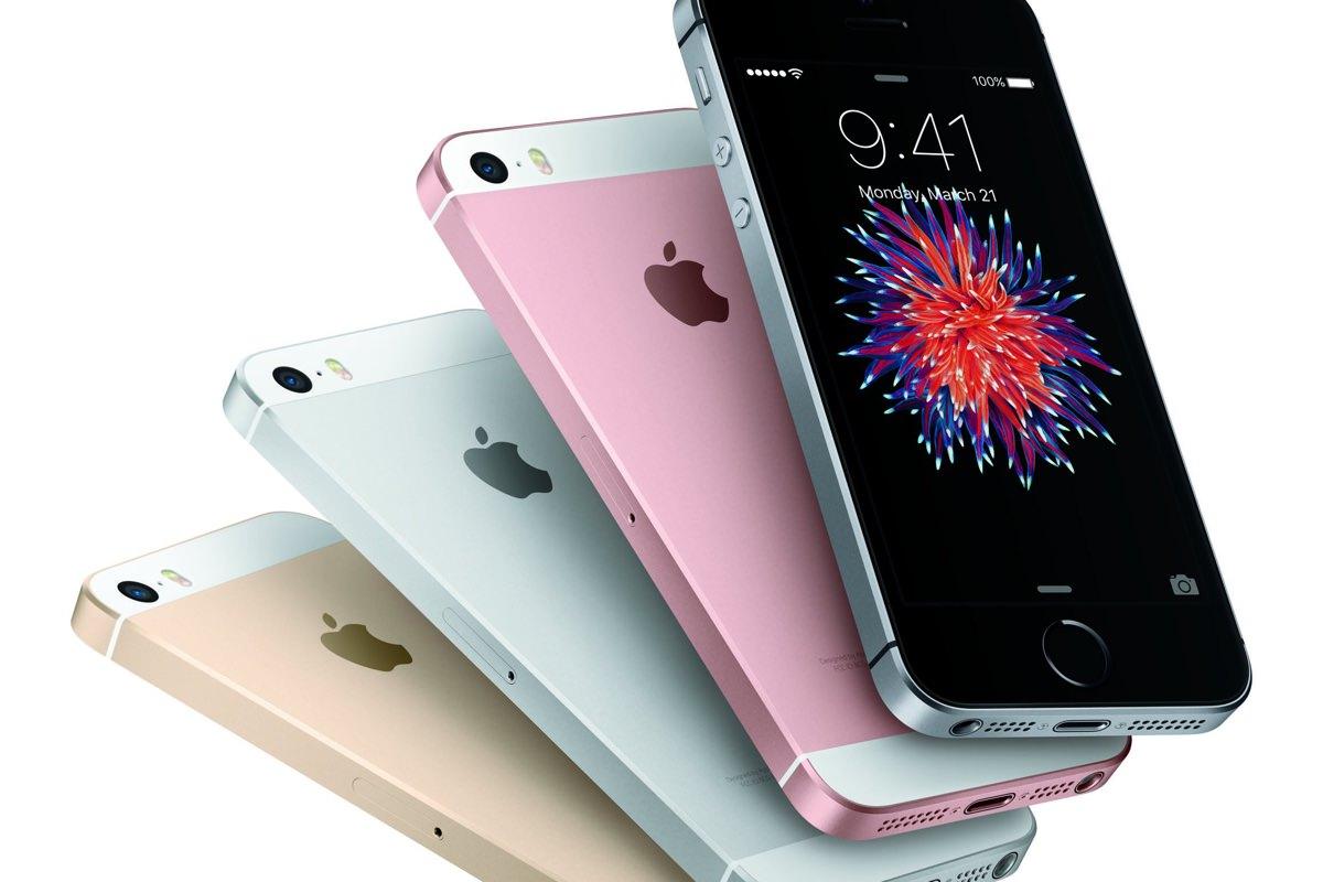 Продажи iPhone SE во всем мире провалились