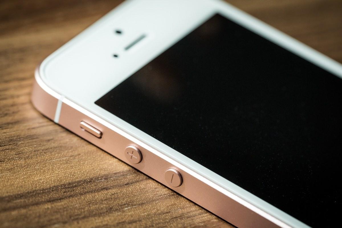 iPhone SE и iPhone 5s имеют одинаковый дисплей