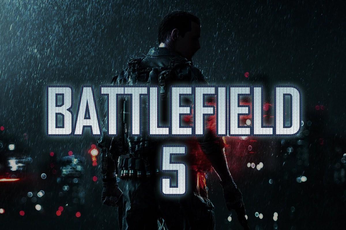 Игру Battlefield 5 покажут публике 6 мая