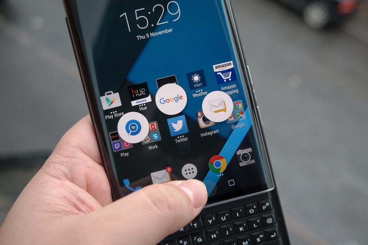 Blackberry сосредоточит свои силы на бюджетных Android-смартфонах