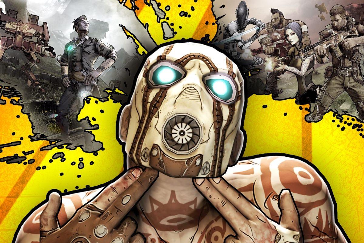 Официально анонсирована игра Borderlands 3
