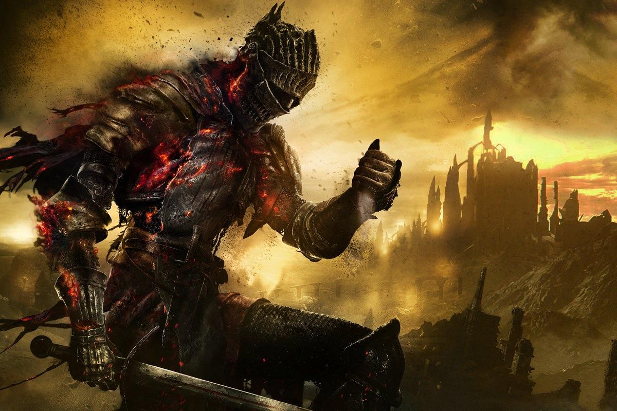 Начались мировые продажи игры Dark Souls 3