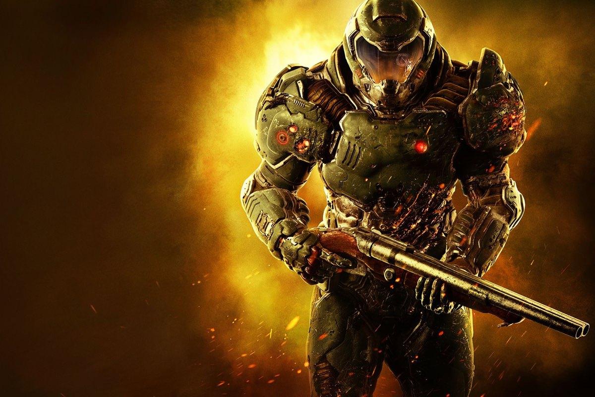 Началось открытое бета-тестирование новой игры Doom