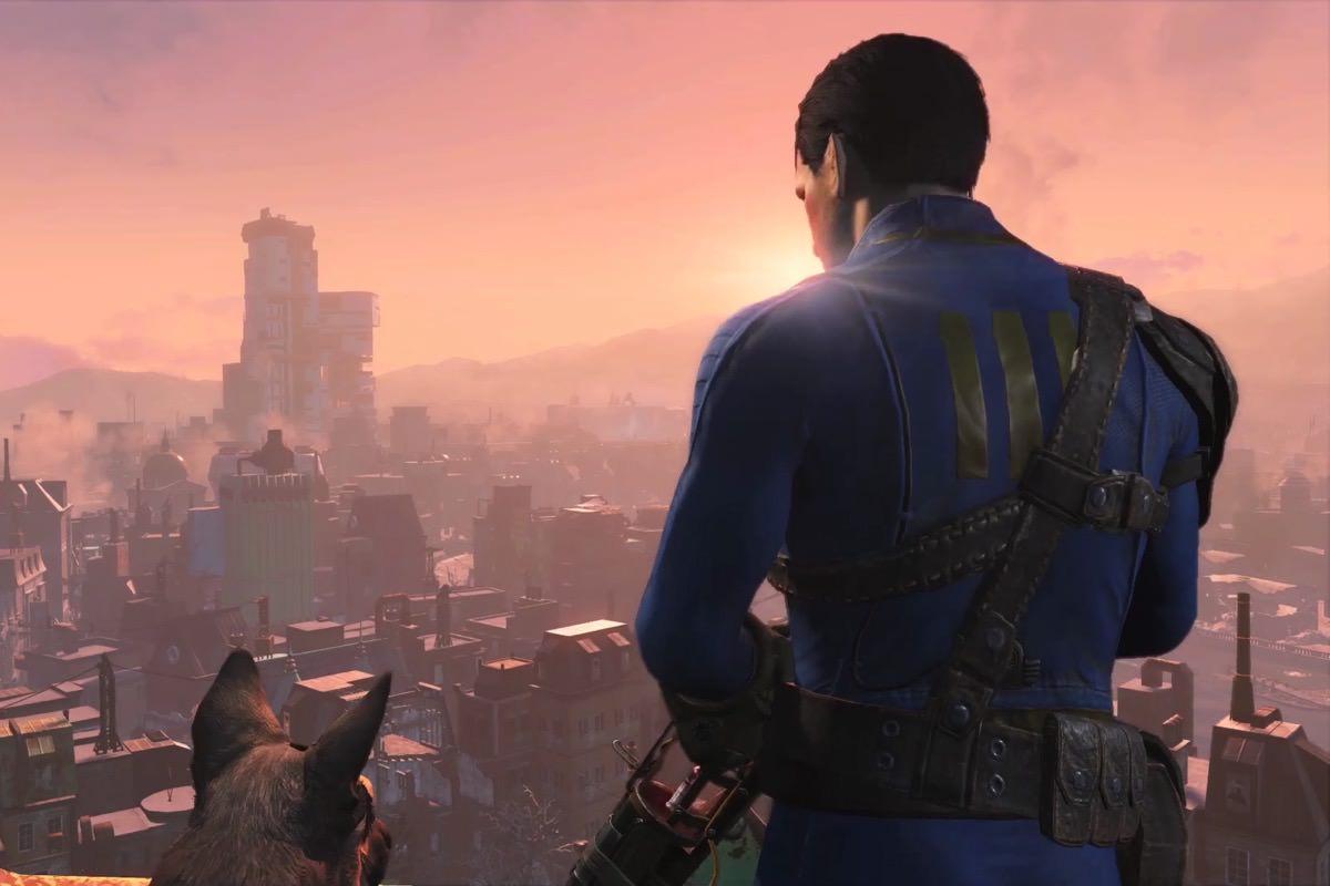 Fallout 4 стала игрой года по версии BAFTA 2016