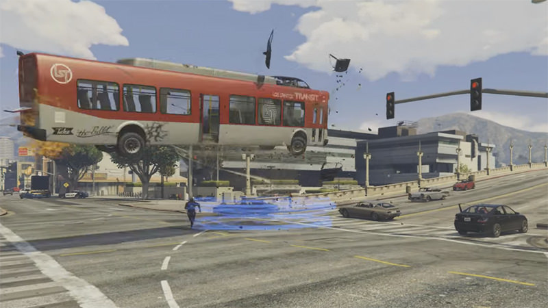 Flash GTA V mod Download 2