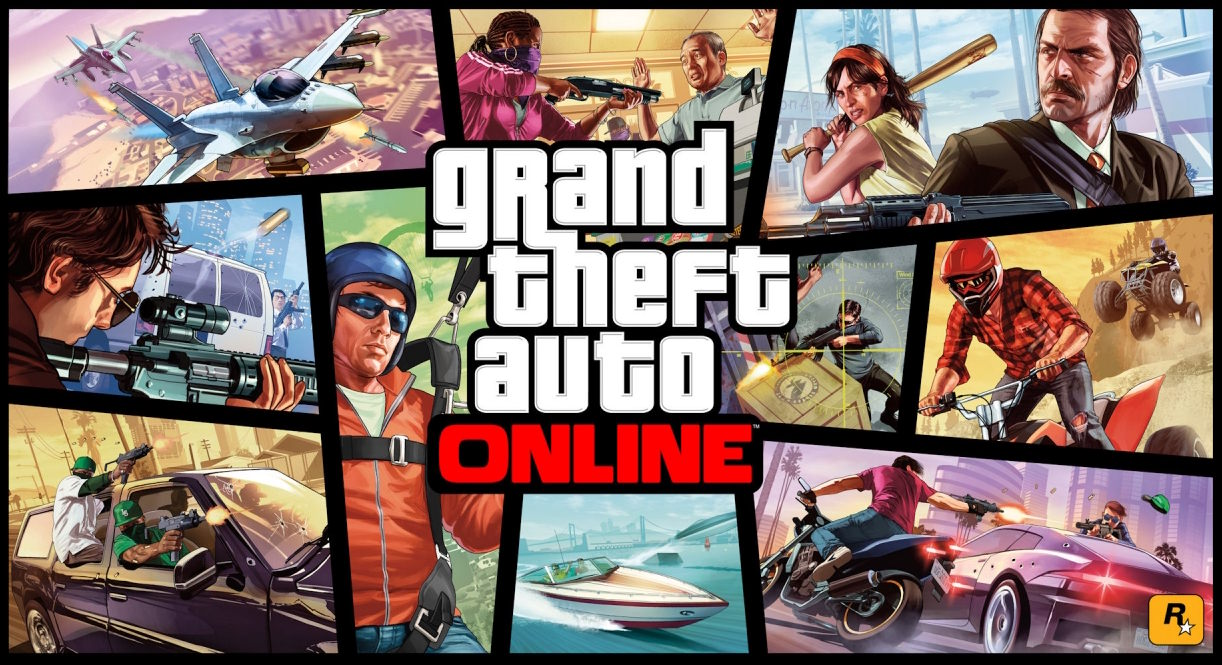 GTA Onlive Russia 2
