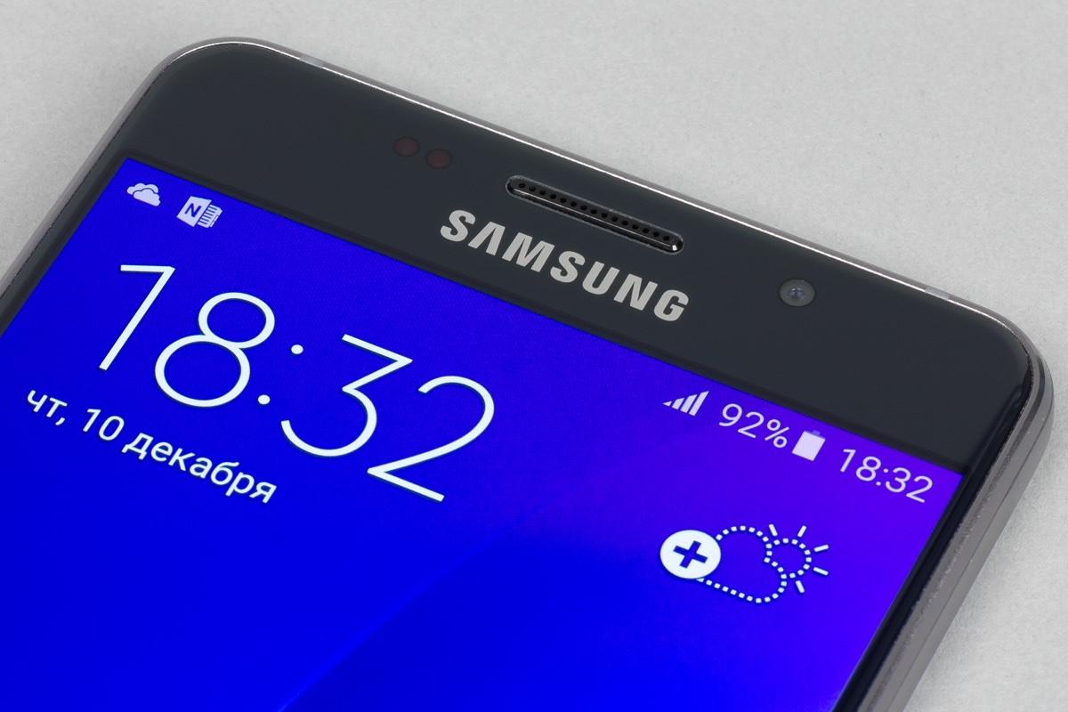 Samsung снизила стоимость Galaxy S6, S6 edge, Galaxy A5 и A3 на 5000 рублей