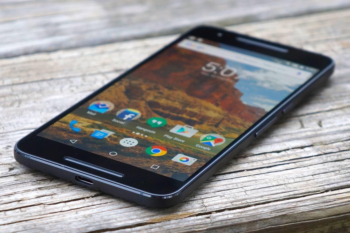 Huawei работает над улучшенной версией Nexus 6P