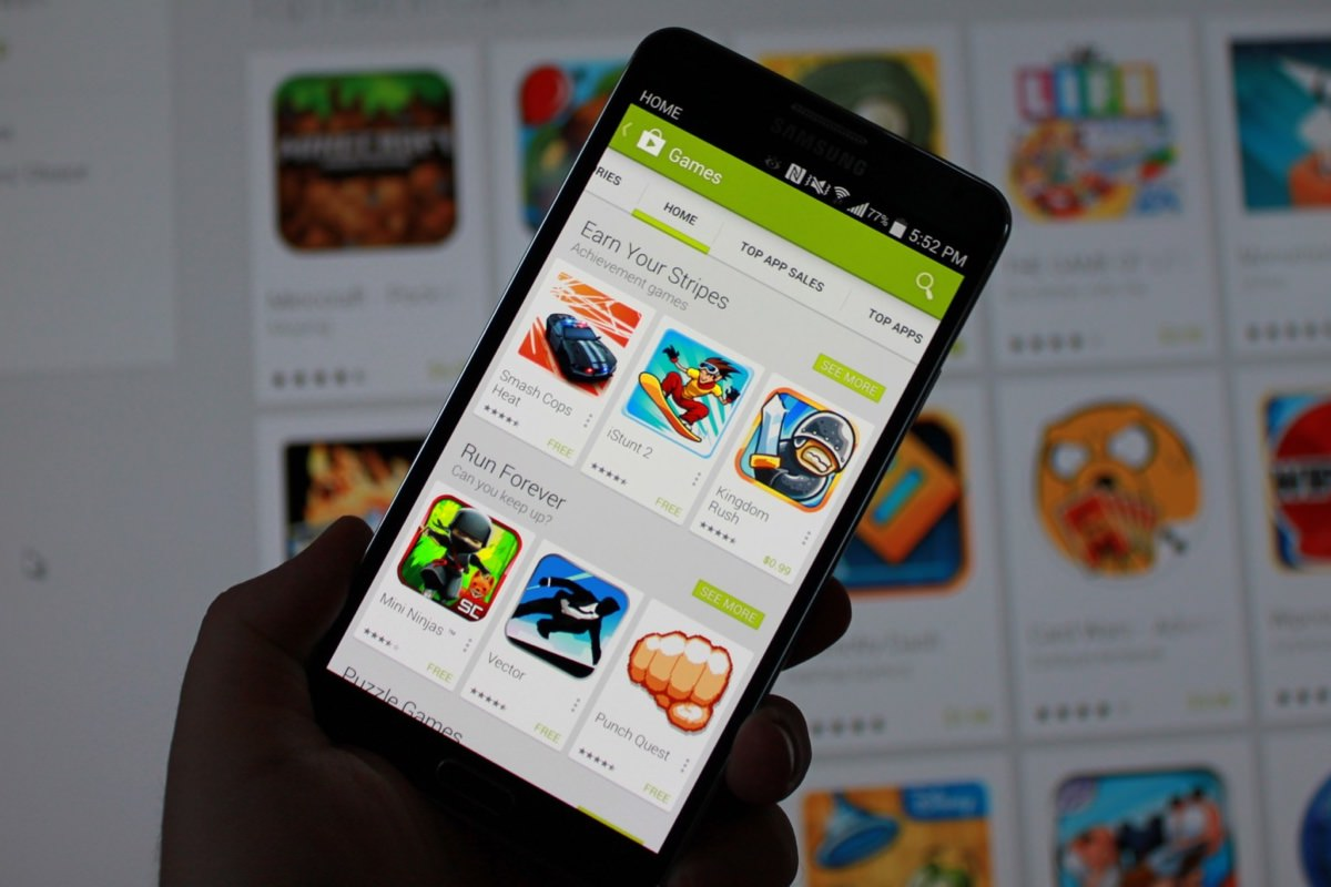 App Store в четыре раза эффективнее Google Play