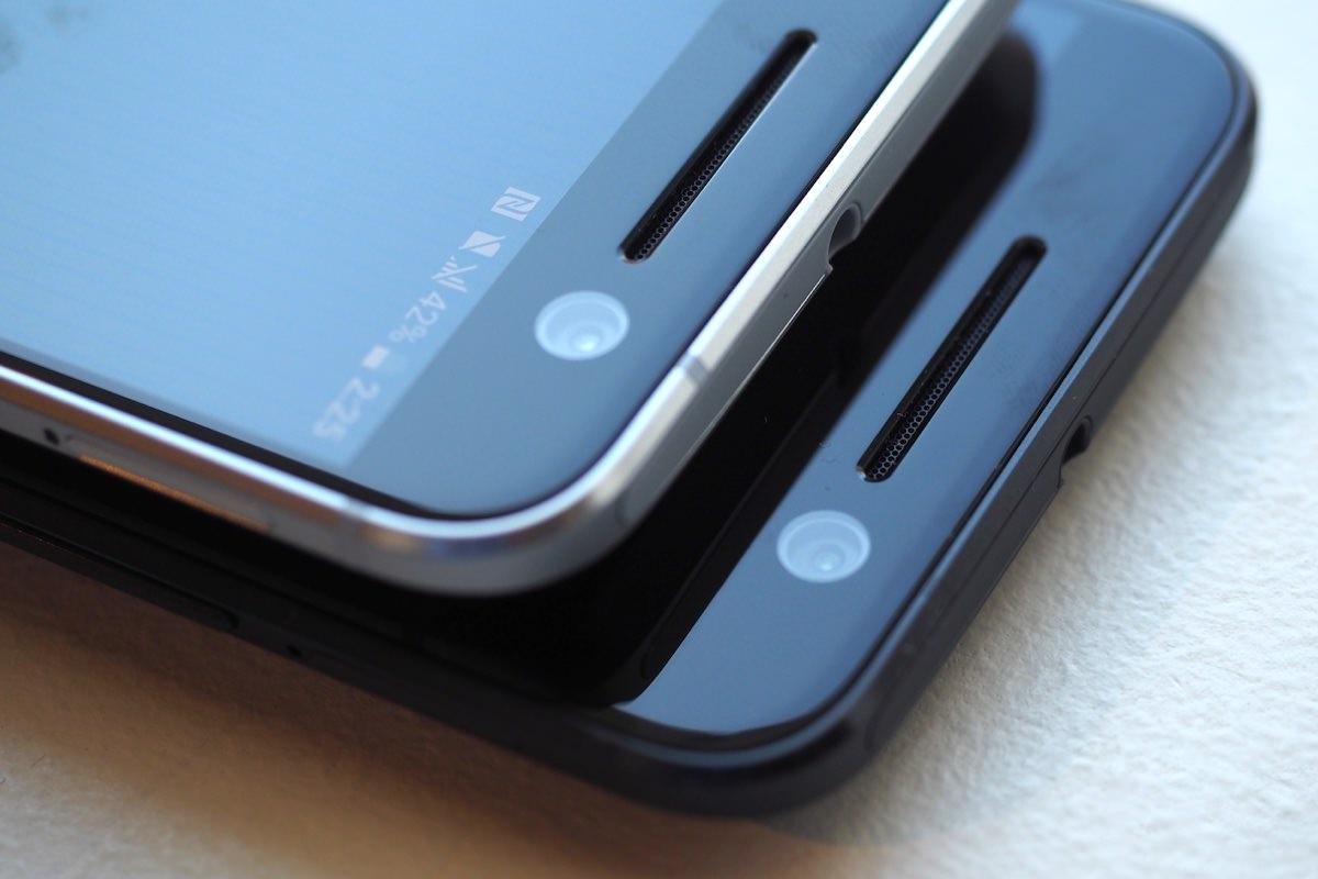 HTC 10 не получил защиту от попадания воды и пыли