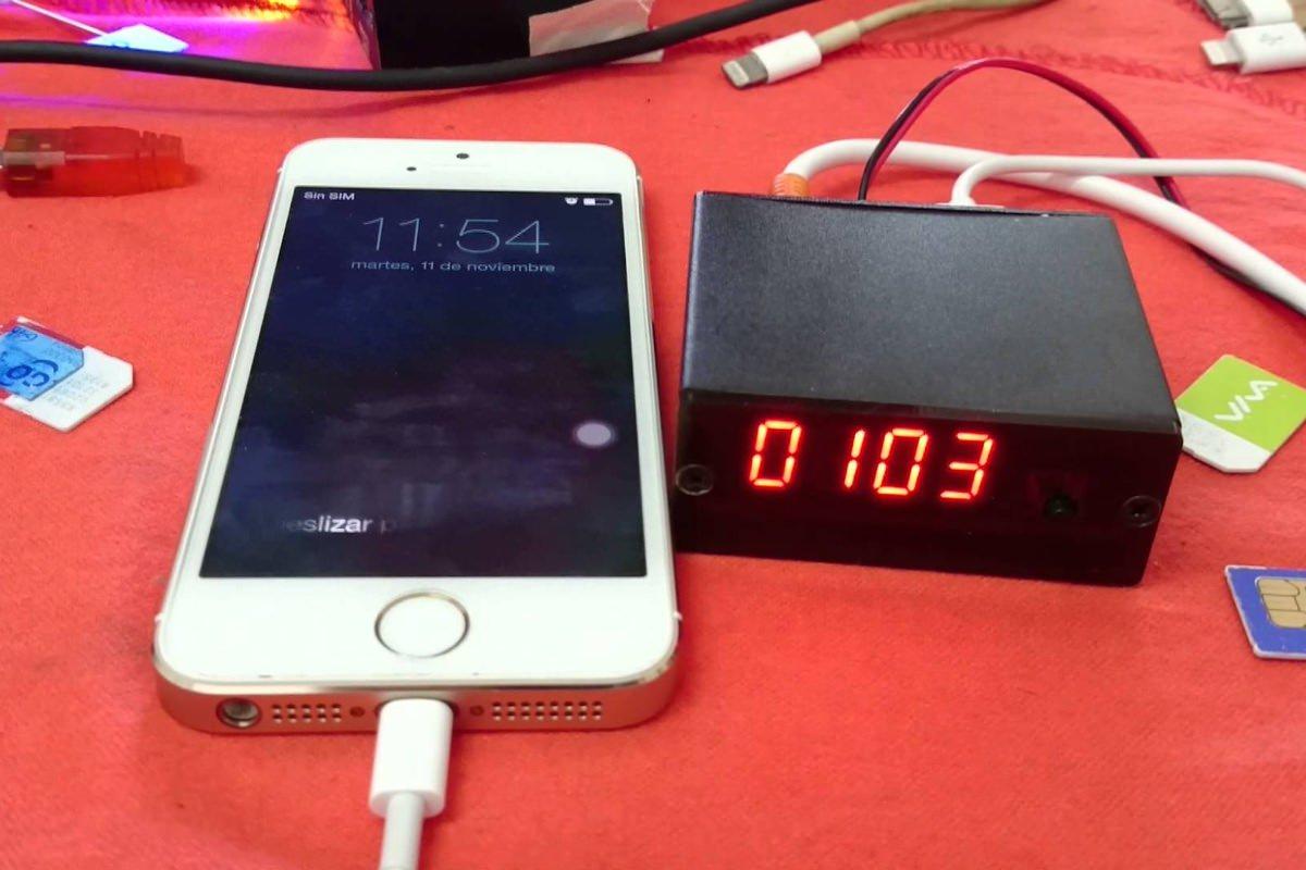 Хакеры создали устройство для взлома любого iPhone и iPad за 6 часов