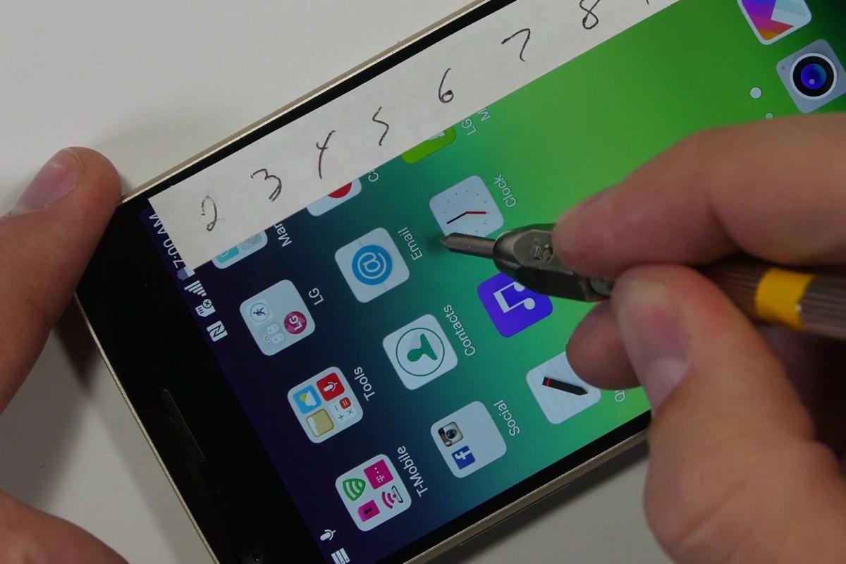 Модульный смартфон LG G5 протестировали на прочность