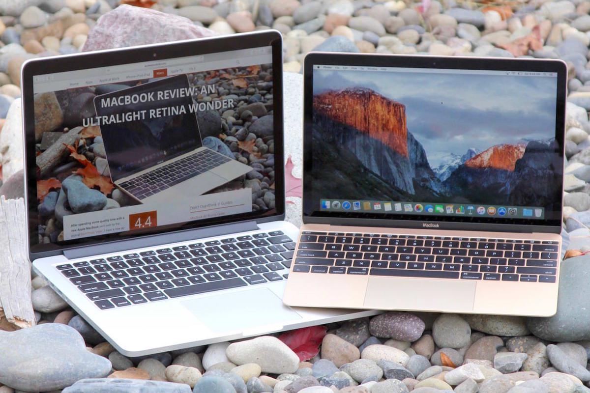 Apple работает над ультратонкими MacBook