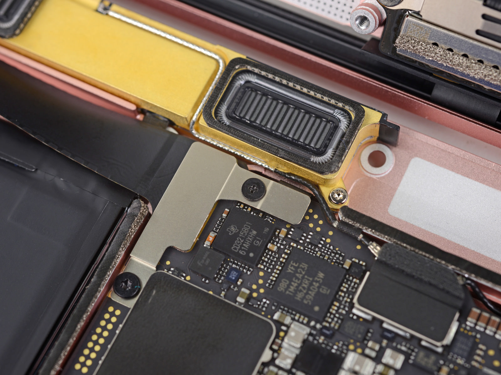 MacBook 2016 Retina iFixit 2