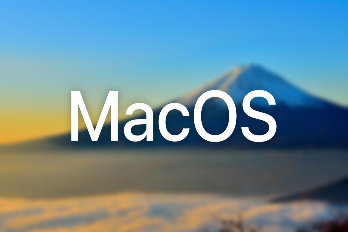 Apple подтвердила переименование OS X в MacOS