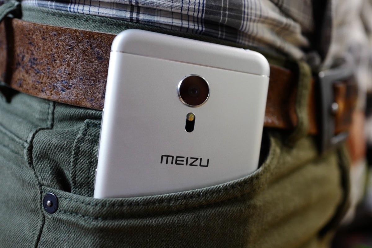 Meizu опубликовала фотографию смартфона Pro 6