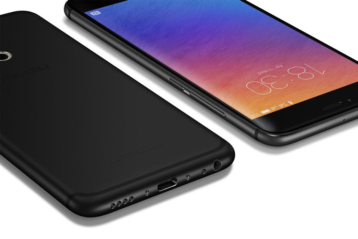Смартфон Meizu Pro 6 представлен официально