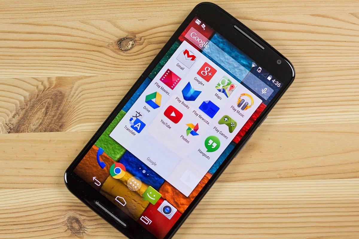 Motorola Moto X3 получит 5-дюймовый экран