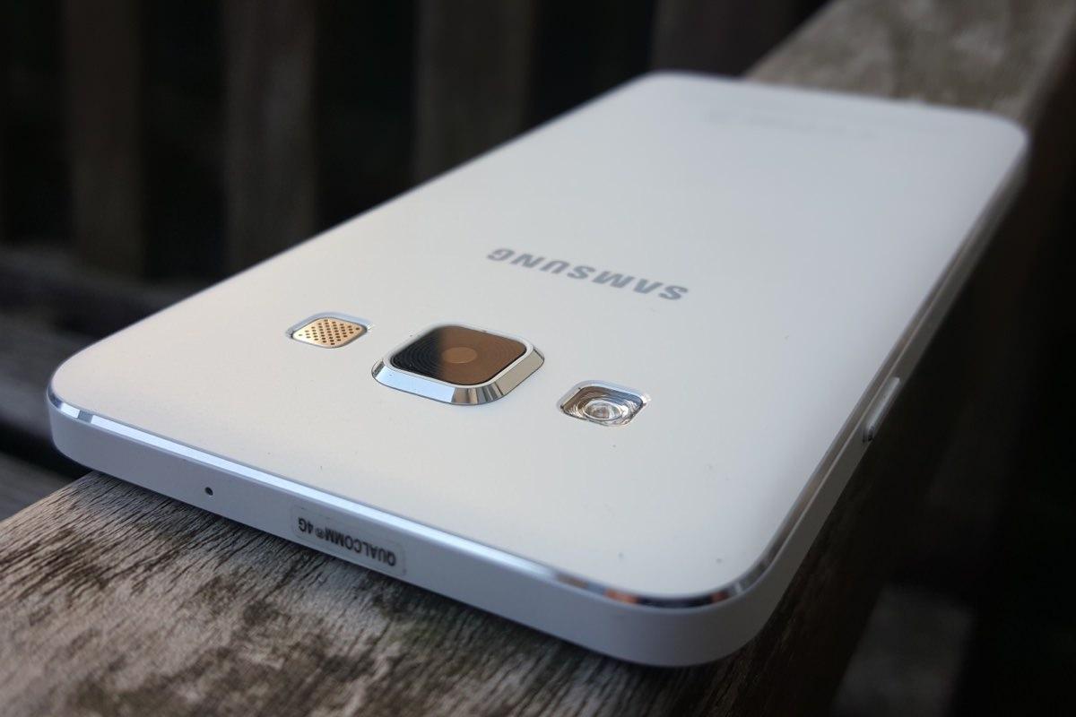 В сеть попали технические характеристики Samsung Galaxy C5