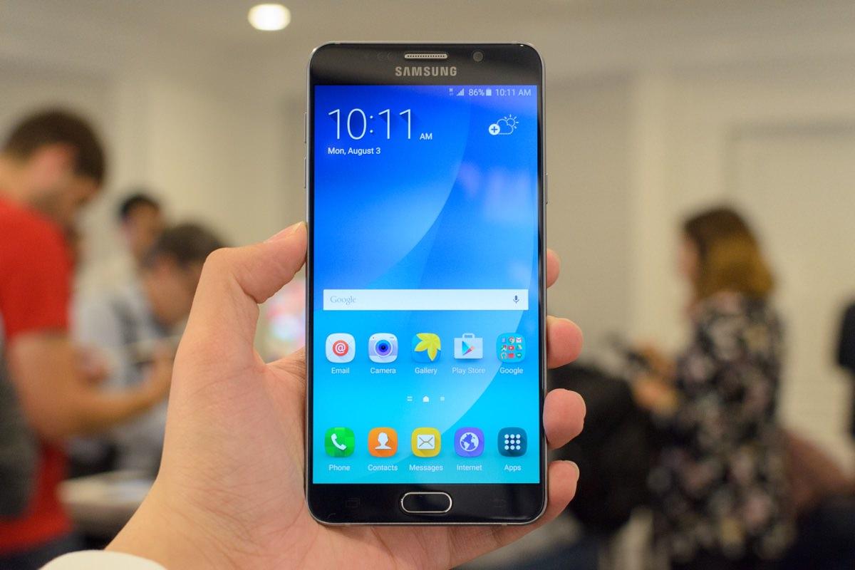 Galaxy Note 6 получит процессор Snapdragon 823 и 8 Гб оперативной памяти
