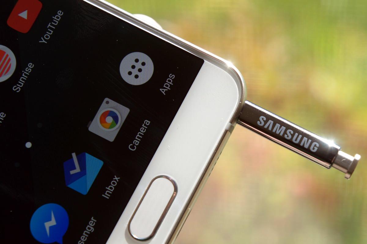 Samsung выпустит две модификации Galaxy Note 6