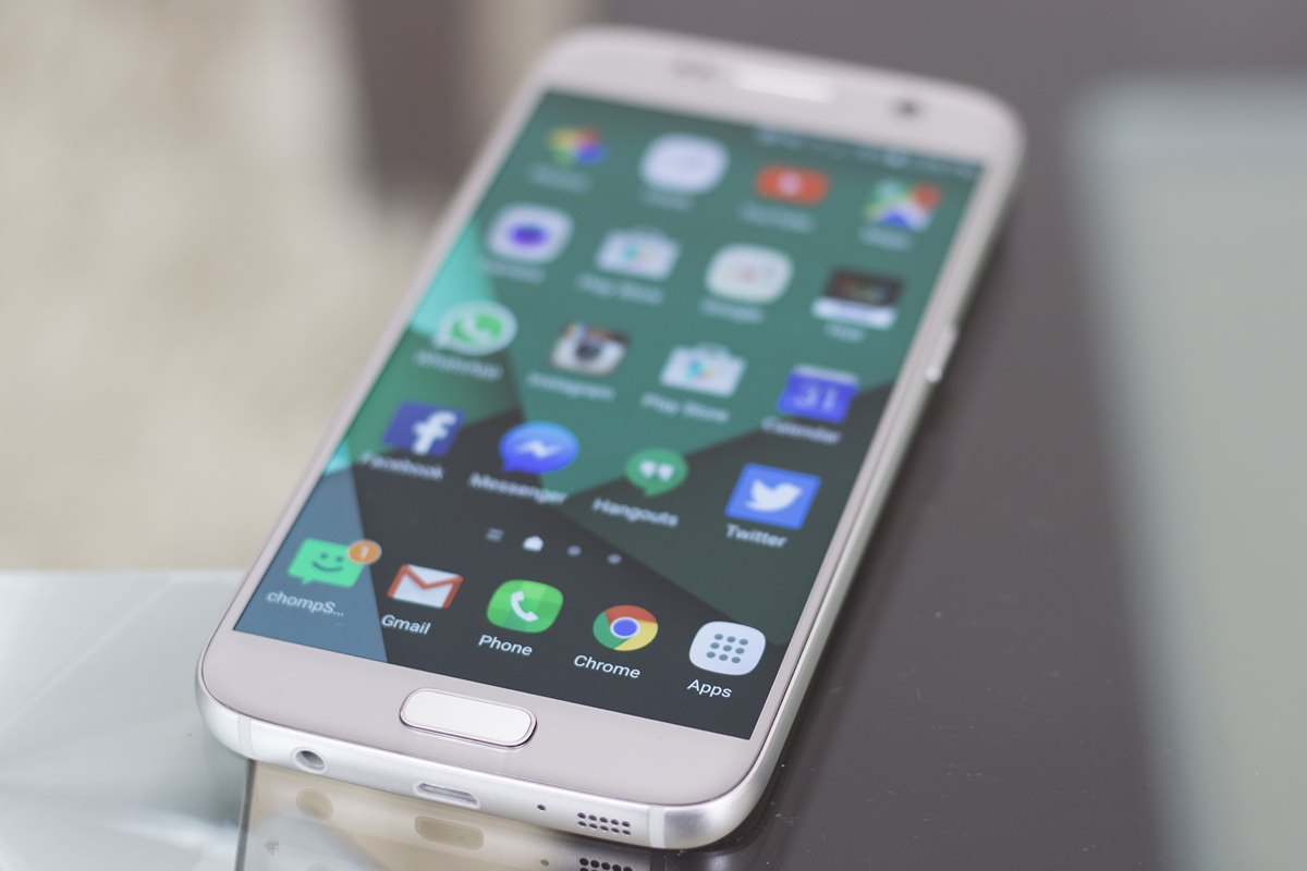 Samsung Galaxy S7 стал одним из самых успешных смартфонов компании
