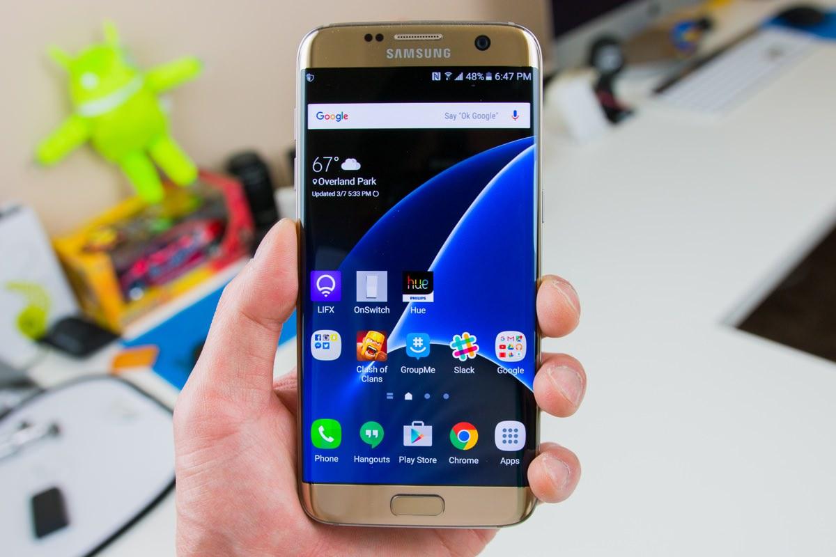 Vulkan API делает оболочку Samsung TouchWiz быстрее и экономичнее